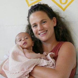 Moeder met baby - Babypakket