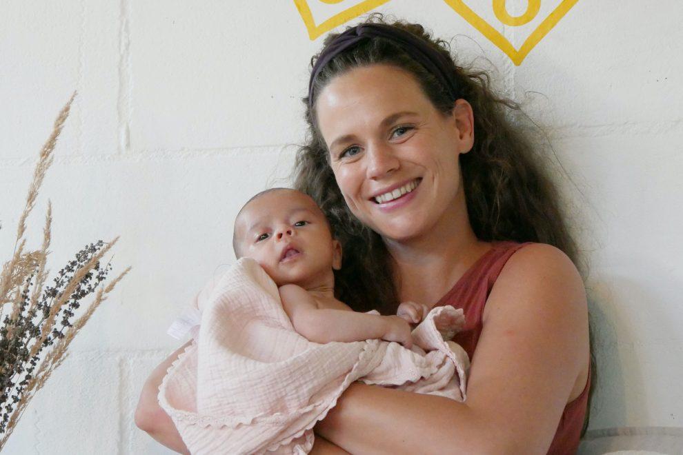 Moeder met baby - Zwanger en babypakket